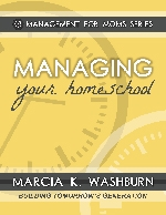 Managing Your Homeschool